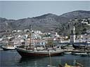 Idra (Hydra) harbour | May 1971