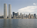World Trade Center | Battery/Financial district | August 1978