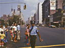 Avenue of the Americas | nice clean streets! | August 1978