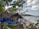 La Santa Maria | beach restaurant - RIP [HDR1] | Xmas 2006