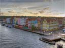 entering Willemstad | pontoon bridge open [HDR1] | Xmas 2007
