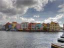 houses along Handelskade | pontoon bridge on R [HDR1] | Xmas 2007