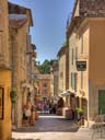side street | Valbonne [HDR3] | June 2009