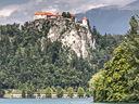 Bled castle | Lake Bled, Slovenia [HDR1] | August 2015
