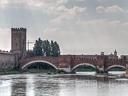 Ponte Scaligero | Verona [HDR1] | August 2015