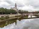 Basilica Sant Feliu | & River Onyar, Girona [HDR1] | October 2015